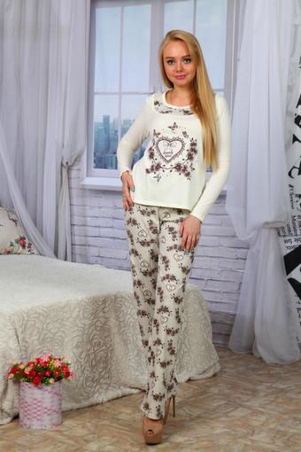 Пижама брюки Сакура