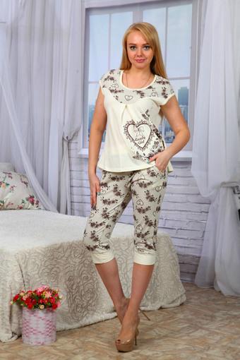 Пижама-бриджи Сакура